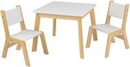 Kidkraft Barnbord & 2 barnstolar - modern
