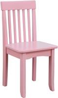 Barnstol Avalon rosa