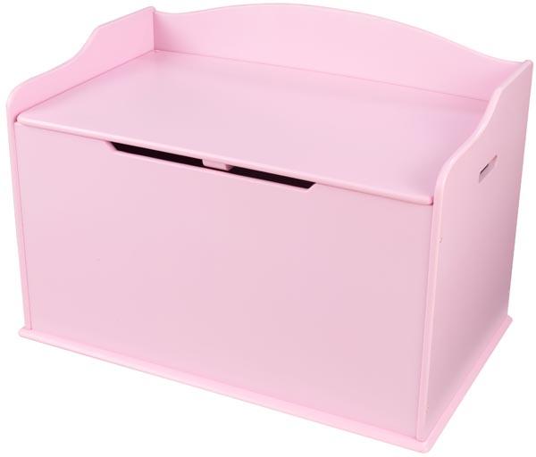 Leksakslåda Austin rosa