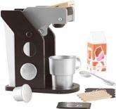 Kidkraft Kaffemaskin Espresso