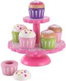 Leksaksmat Kakfat med Cupcakes