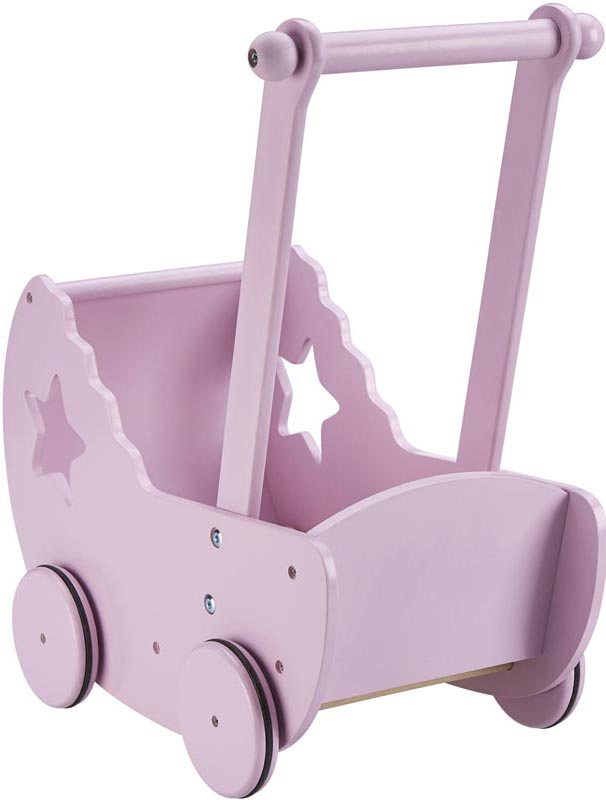 Kids Concept Dockvagn Star rosa
