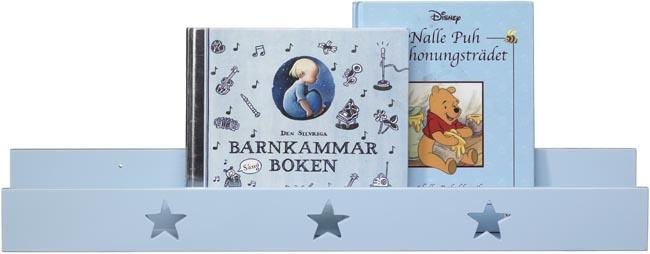 Kids Concept Boklist Star ljusblå