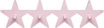 Hängare Star ljusrosa