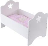 Kids Concept Docksäng Star vit stor