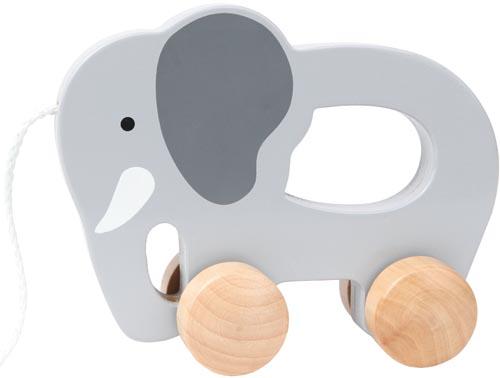 Hape Dragdjur Elefant