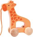 Hape Dragdjur Giraff