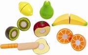 Leksaksmat Frukter