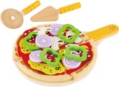 Hape Leksaksmat Pizza