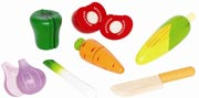 Leksaksmat Grönsaker