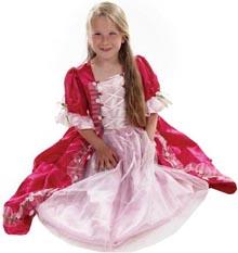 Utklädning Prinsessa Clara cerise