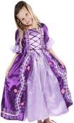 Utklädning Prinsessa Clara lila
