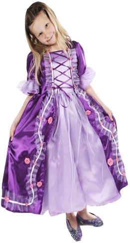 Minisa Utklädning Prinsessa Clara lila
