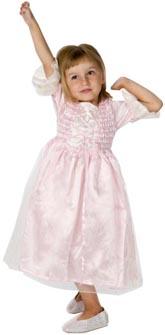 Minisa Utklädning Sessa snörliv rosa