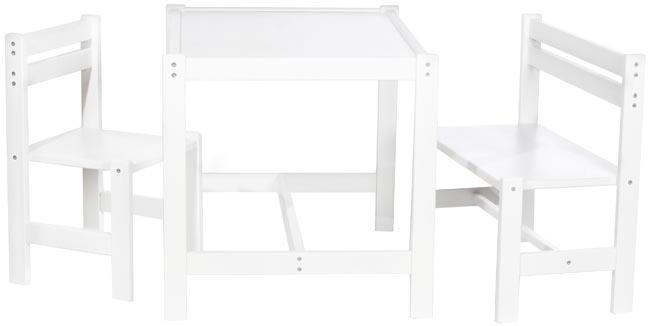 Pinolino Barnmöbel Timo bord, stol, soffa