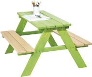 Utemöbel Nicki grön