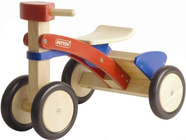 Pintoy Åkleksak Trike Pick-up