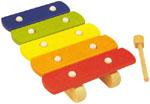 Musikinstrument Basic xylofon