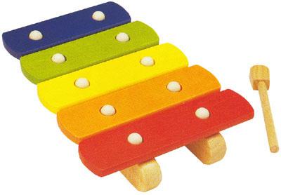 Pintoy Musikinstrument Basic xylofon