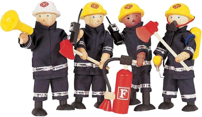 Dockor Brandmän