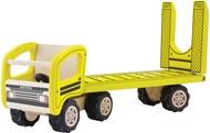 Pintoy Lastbil maskintransport trä