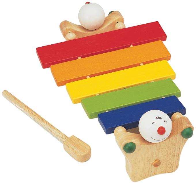 Pintoy Musikinstrument Happy xylofon
