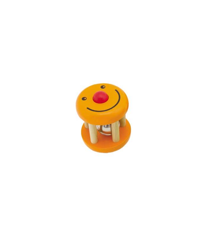 Pintoy Skallra Smiley orange