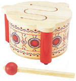 Musikinstrument Trumma