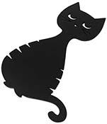Pluto Produkter Grytunderlägg Katt