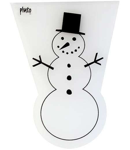 Pluto Produkter Isskrapa Snögubbe