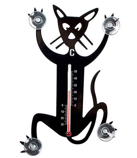 Pluto Produkter Termometer Katt