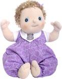 Docka Rubens barn Baby Emma New
