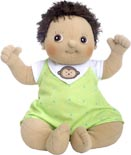 Docka Rubens barn Baby Max New