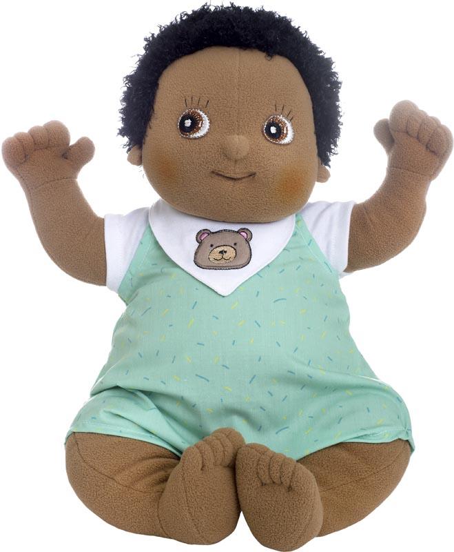 Docka Rubens barn Baby Nils New