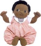 Docka Rubens Baby Nora New