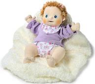 Docka Rubens Barn Baby Emma