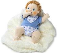 Docka Rubens Barn Baby Erik