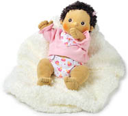 Docka Rubens Barn Baby Molly