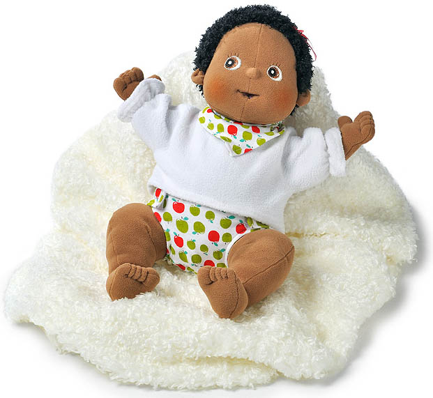 Docka Rubens Baby Nora