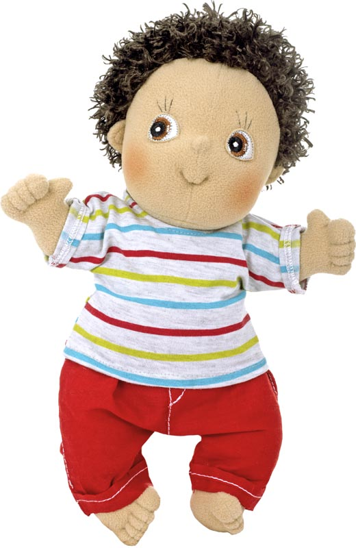 Docka Rubens barn Cutie Classic Charlie