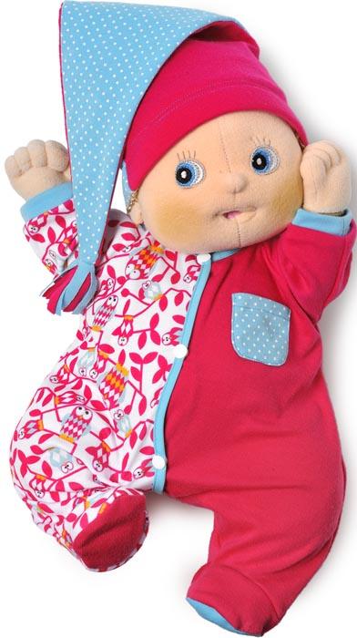 Rubens barn kläder Baby Rosa pyjamas