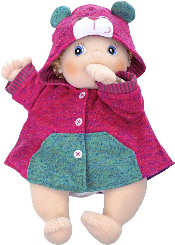 Rubens barn kläder Baby Teddybear jacka