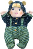 Rubens barn kläder Baby Teddybear overall
