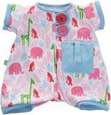 Rubens Barn kläder Baby Pyjamas rosa