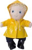 Rubens barn kläder Cutie Rainy day