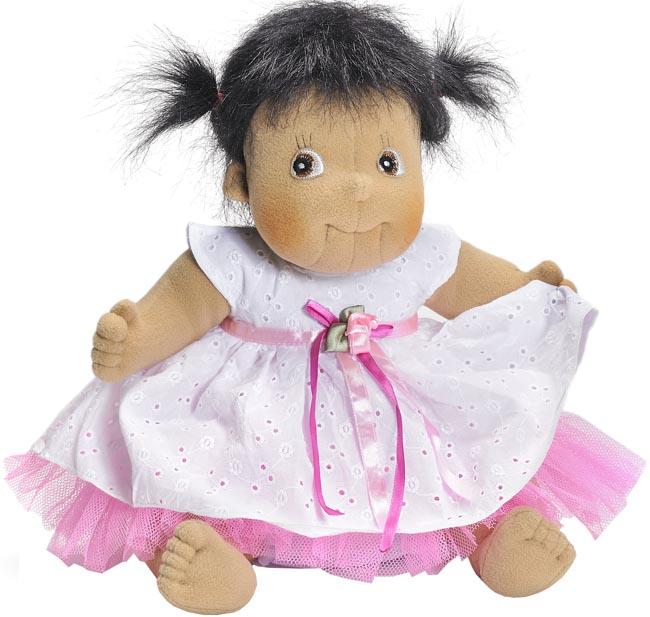 Rubens Barn kläder Little Vit klänning