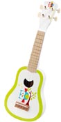 Musikinstrument Ukulele Uggla