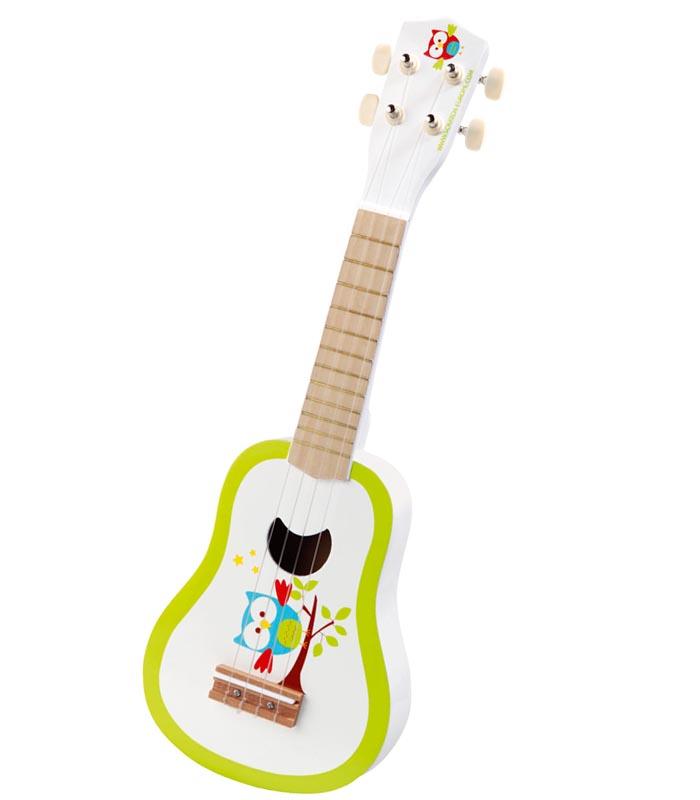 Scratch Musikinstrument Ukulele Uggla