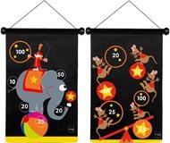 Scratch Spel Pilkastning magnetisk Cirkus