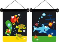Scratch Spel Pilkastning magnetisk Havsliv